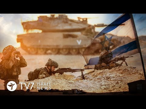 "Israel's strength and Spirit proves ""we are here to stay!"" - TV7 Israel News 17.12.18"