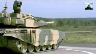 Модернизированный танк Т 90С (МС)