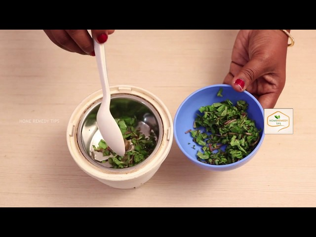Green Chutney Recipe For Weight Loss