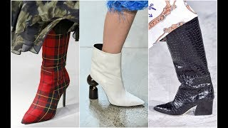 The Hottest Shoes At New York Fashion Week