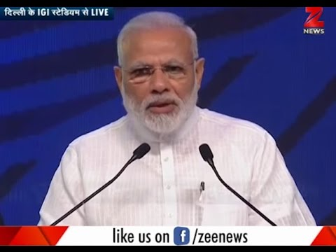 90 years of Essel Group: PM Narendra Modi addresses the media