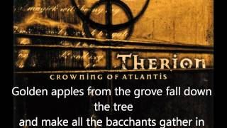 Therion - From The Dionysian Days