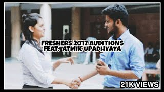 Freshers 2017 Auditions GCET | Coverage | Creative J