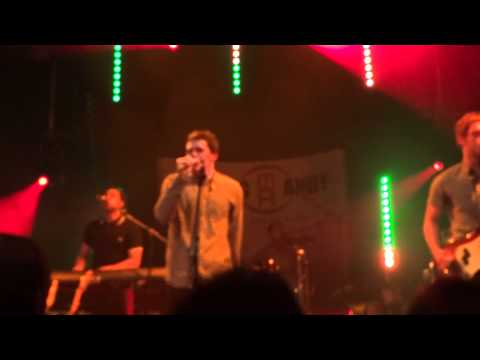 Missing Andy cover The Special's Monkey Man @ Witham 05/05/12