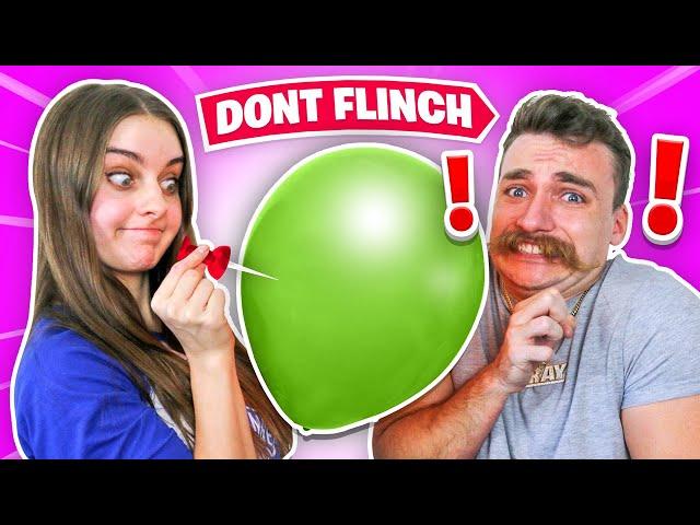DONT FLINCH CHALLENGE! *unseen Click video*