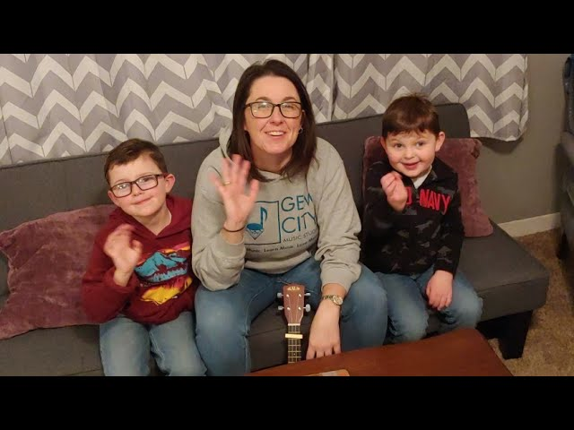 Junior Jamboree Sing-Along: Valentine's Day Edition - You Are My Sunshine