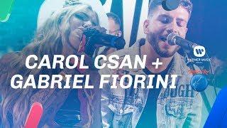 Baixar Carol Csan (feat Gabriel Fiorini) ao vivo no stand Warner Music Mix FM (Rock in Rio 2019)