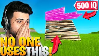 Why Pros Are SWITCHING To This FORGOTTEN Floor Edit! (Genius Trick!) - Fortnite Battle Royale