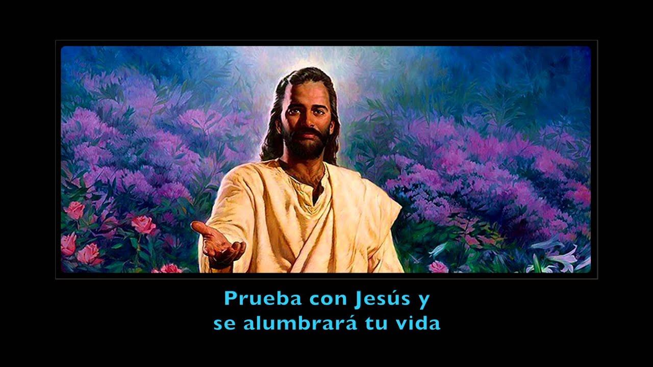 Prueba con Jesús ~ Sarah Capeles