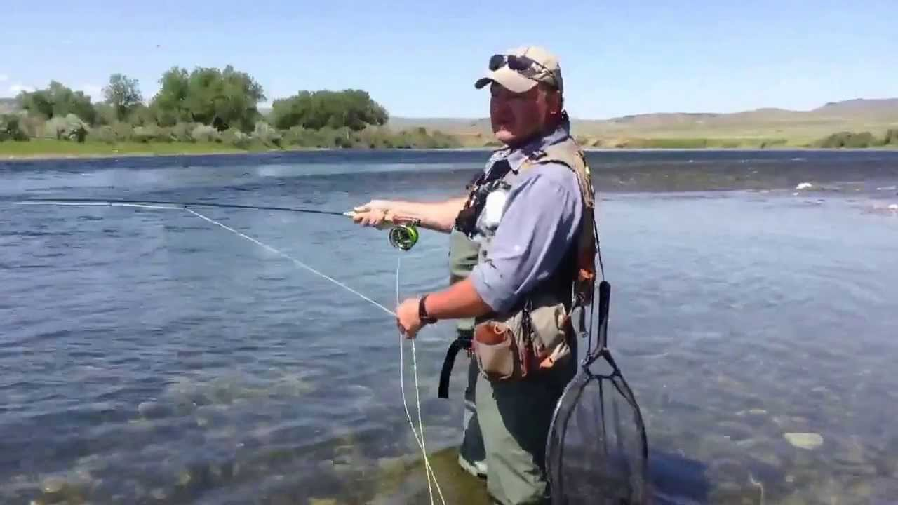 Fly fishing 101 casting mending youtube for Youtube fishing video