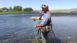 Fly Fishing 101 - Casting & Mending
