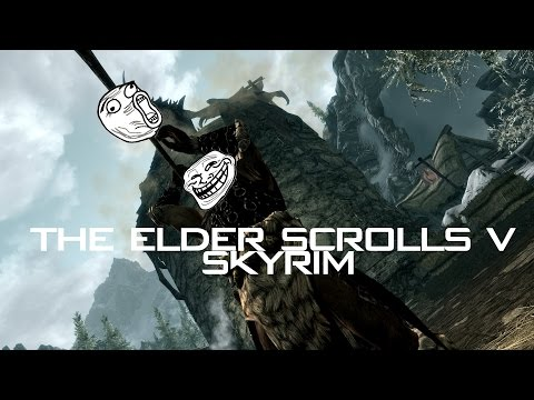 The Elder Scrolls V: Skyrim #3 ''You should really clean the house''