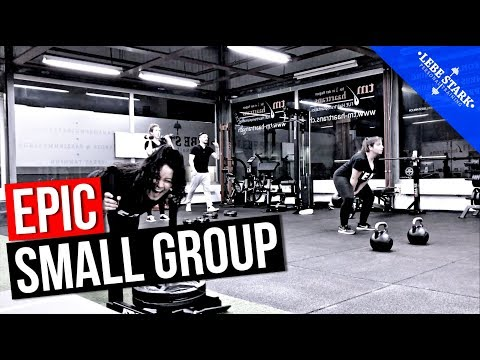 Small Group Personal Training - (IDEAS & CONCEPTS II)