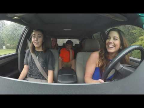 DCP Shrek Auditions Carpool Karaoke!