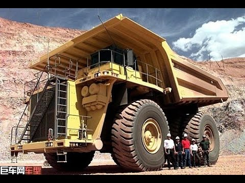 top 5 largest dump trucks in the world youtube. Black Bedroom Furniture Sets. Home Design Ideas