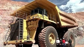 Top 5 Largest Dump Trucks in the World