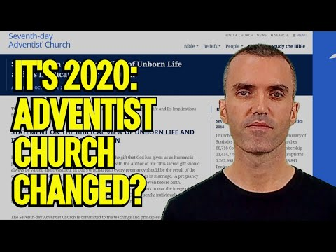 It's 2020: Does the Seventh-day Adventist Church still support Abortion?