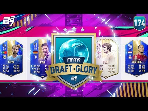 SPEED BUILD OP! | FIFA 19 DRAFT TO GLORY #174