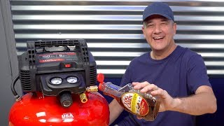 🥞 Craftsman 6 gal. Air Compressor: How to Use!