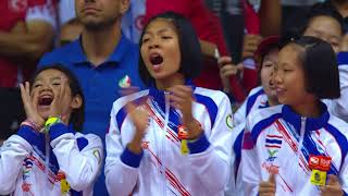 [FEMALE -29kg] 3rd WORLD TAEKWONDO CADET CHAMPIONSHIPS FINAL