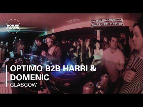 Optimo b2b Harri & Domenic Sub Club x Boiler Room Glasgow DJ Set