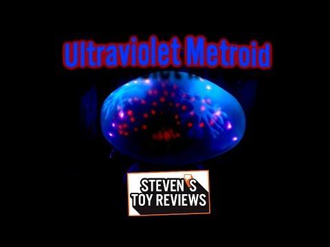 World of Nintendo Ultraviolet Metroid Review GameStop Exclusive