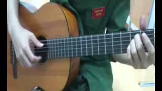 Kỷ niệm trường xưa (solo guitar)