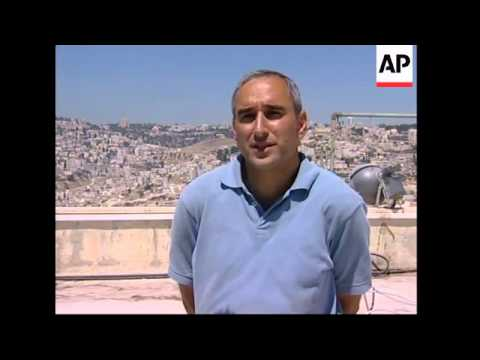 Israelis buy properties in Palestinian lands