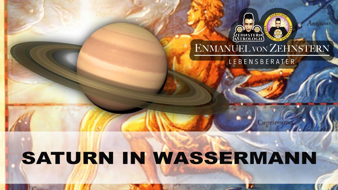 """Saturn in Wassermann🪐♒   17.12.2020 - 7.3.2023   Eine neue Epoche: """"Reset"""" und Neubeginn"""