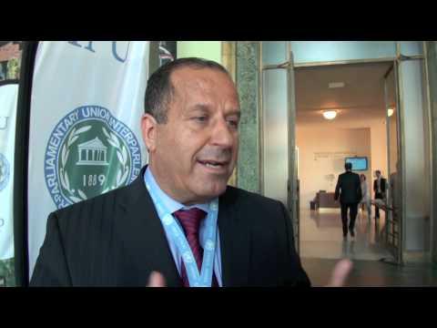 Majalli Whbee, Deputy Speaker of the Knesset, Israel
