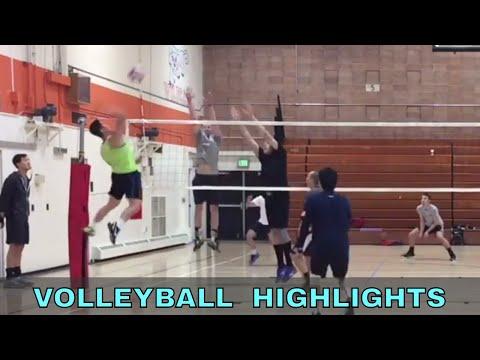 Random Volleyball Highlights - Donny Hui