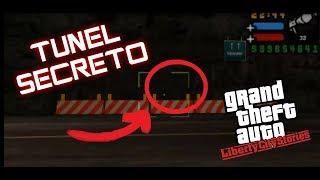 GTA LIBERTY CITY STORIES EL TUNEL SECRETO [MISTERIO]