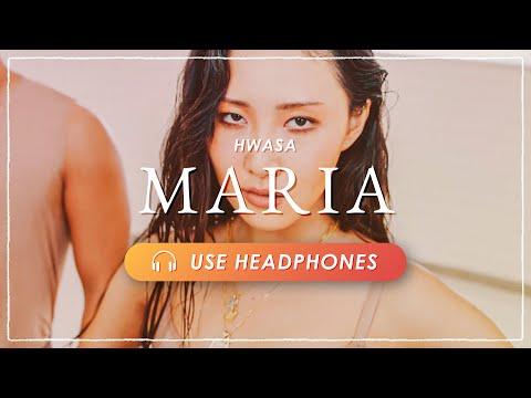 [8D AUDIO] Hwasa - Maria [USE HEADPHONES] 🎧 indir