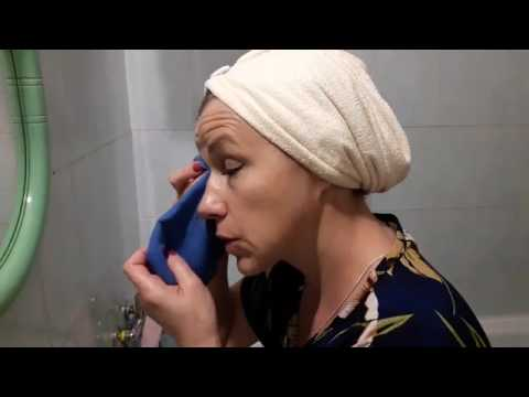 Косметическая салфетка GreenWay. как снять декоративную косметику без жидкости для снятия макияжа!!!