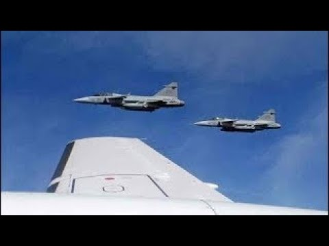 Two Chinese J-10 Fighter Jets Intercepted U.S P-3 Orion Plane in South China Sea