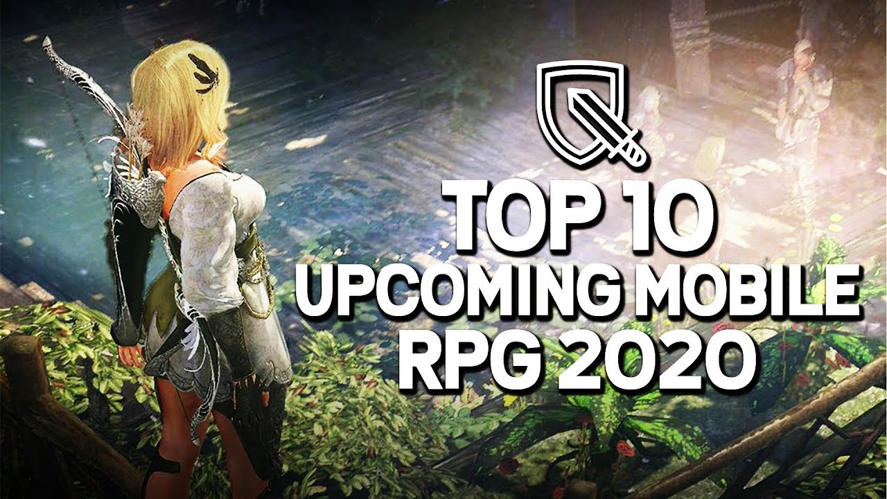 Best Android Rpg 2020.Top 10 Upcoming Gacha Mmorpg 2020 Ios Android Hero Collector Open World Single Player