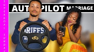Marriage On Auto-Pilot: I Love You But I'm Not In Love