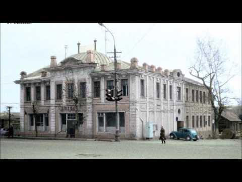 Фото-видео отчёт на тему Старый город Клин (1970е- 1990е).