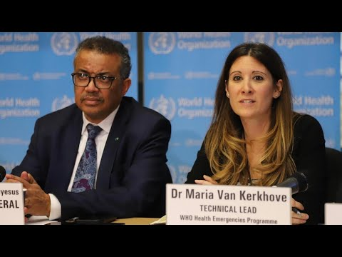 WATCH: World Health Organization holds briefing on ebola and coronavirus