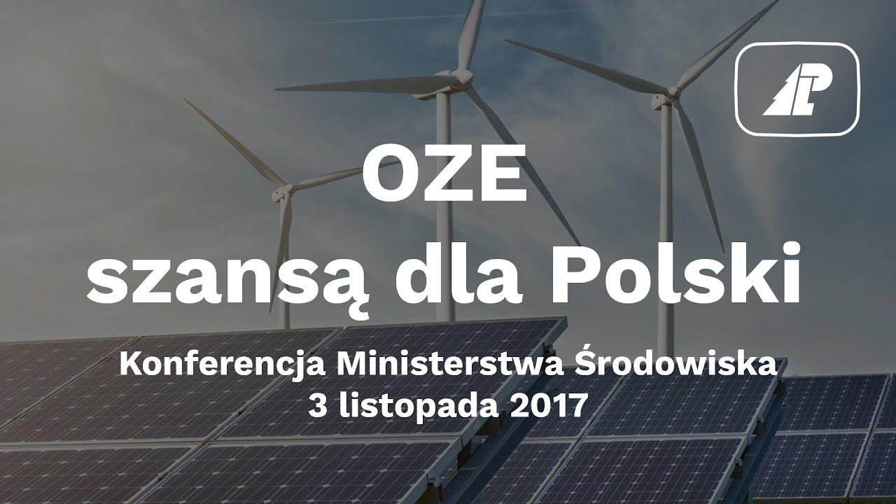 Odnawialne żródła energii szansą dla Polski
