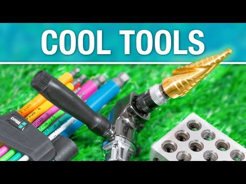 13 Cool Tools You've Never Heard Of - But Need!