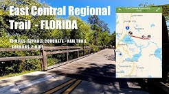 Bike Trails -East Central Regional Rail Florida