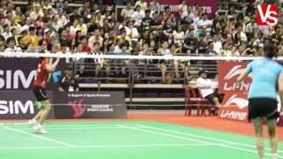 LNSO 2011 - Wang Xin vs Yao Jie