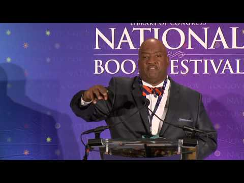 Bryan Collier: 2014 National Book Festival