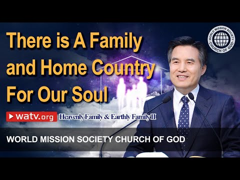 Heavenly Family & Earthly Family ▶God the Mother, Heavenly M