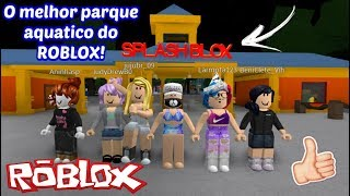 THE BEST AQUATICO PARK OF ROBLOX!