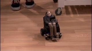 The Big Bang Theory: Stephen Hawking Toy thumbnail