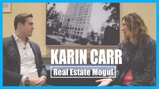 How to grow your real estate business using YouTube marketing with Karin Carr #realestatemoguls