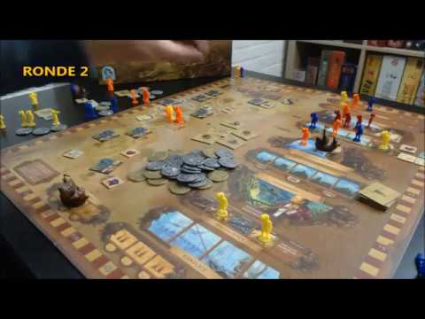 Age of Empires III: The Age of Discovery | Board Game