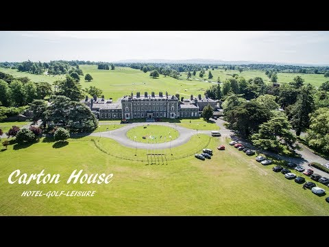 Carton House - Hotel - Golf - Leisure -4K